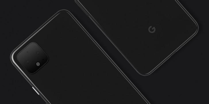 Google Pixel 4 leaked again