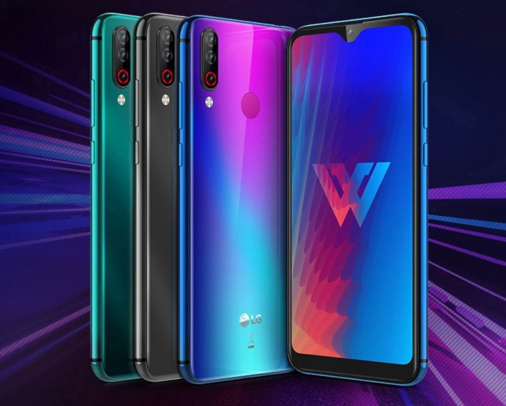 LG W Series. LG W10. LG W30. LG W30 Pro