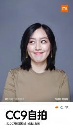 Xiaomi Mi CC9 Selfie