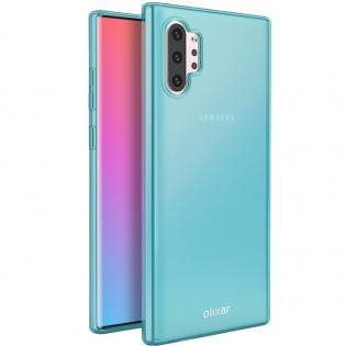 New cases of Galaxy Note 10 and Galaxy Note 10 Pro confirms the design - again