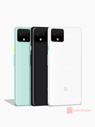 Renders showing new colour options for Pixel 4 have appeared online