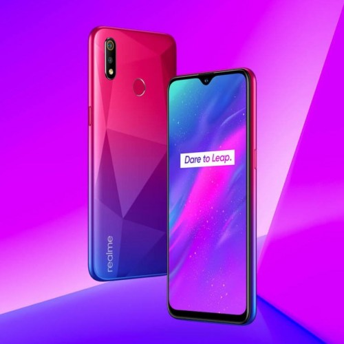 Realme 3 in Diamond Red colour might launch soon