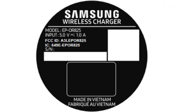 Samsung might launch their new wireless chargers