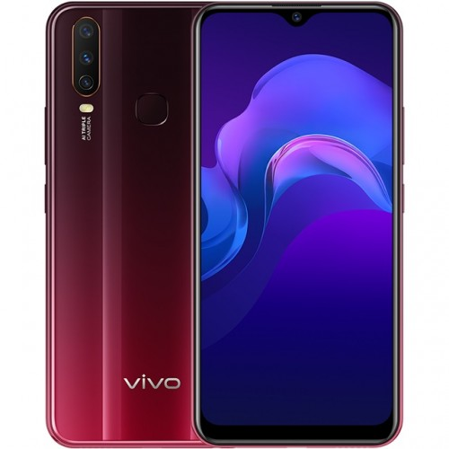 Vivo Y12 with a triple camera setup and a massive 5,000 mAh battery launched