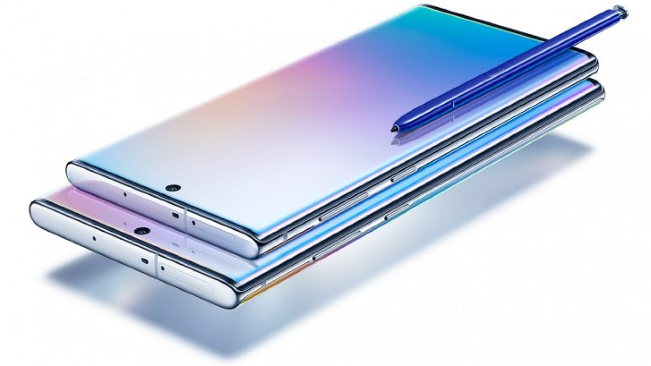 Samsung Galaxy Note 10 and Galaxy Note 10+ launched Full