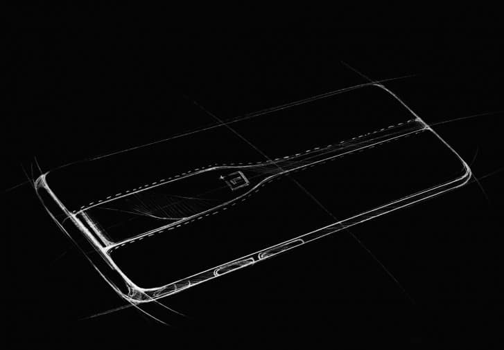 OnePlus Concept One Invisible Camera